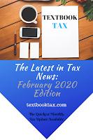 Tax news, tax stories, US tax news, US tax stories, international tax news, international tax stories, recent tax news, recent tax events, recent tax stories, tax update, current event in tax