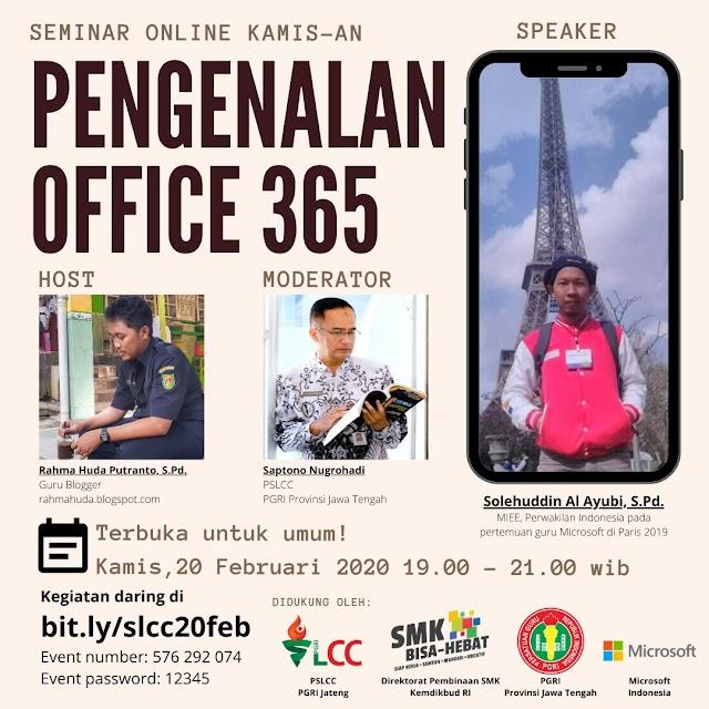 Pengenalan Office 365