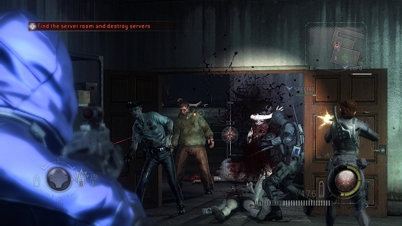 Resident Evil Operation Raccoon City Full Version