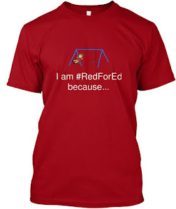 Red for Ed Shirts