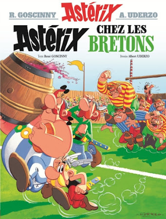 Poster Of Asterix in Britain In Dual Audio Hindi English 300MB Compressed Small Size Pc Movie Free Download Only At worldfree4u.com