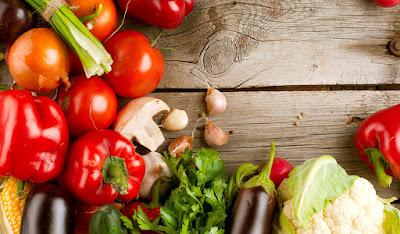 Beneficios verduras y hortalizas