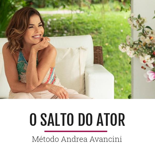 "O Salto do Ator, ""O Método Andrea Avancini"", ganha o Brasil no formato digital"