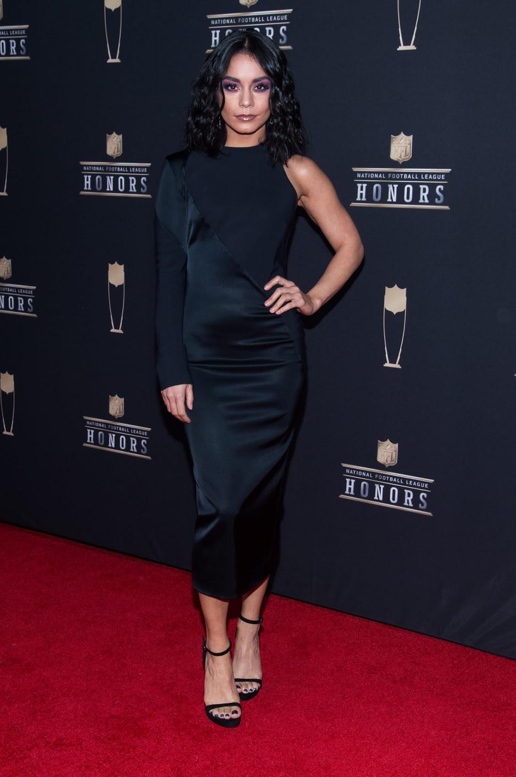 Vanessa Hudgens - NFL Honors in Atlanta - 02/02/2019
