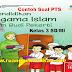 Soal Dan Jawaban PTS PAI & BP Kelas 3 SD/MI Semester 1 Tahun 2021-2022