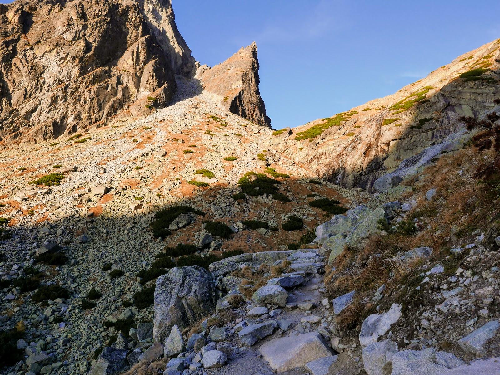 tatry dolina zimnej wody Malá Studená dolina
