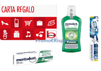 Logo Con Mentadent vinci 100 carte regalo Bennet da 25 euro : anticipazione!