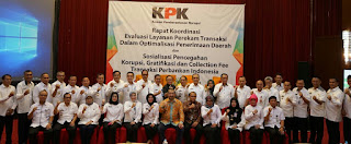 Dongkrak PAD 2020 Seluruh Kabupaten & Kota di Lampung Pasang Tapping Box