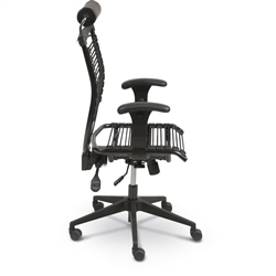 Seatflex Chair Side Profile