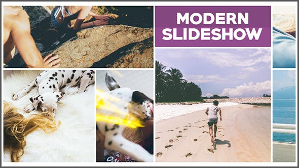 Modern Slideshow[Videohive][After Effects][20868985]