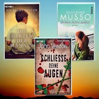 Ich packe meinen Koffer und nehme 3 Bücher mit. Ein paar Worte ... | Blog Silke schreibt