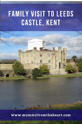 Leeds Castle pin
