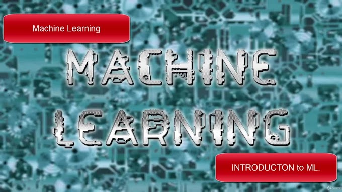Machine Learning MASTER