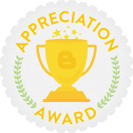 Apreciation award