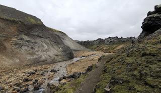Islandia no dejó de sorprendernos. Landmannalaugar.