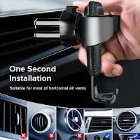 air vent mobile holder