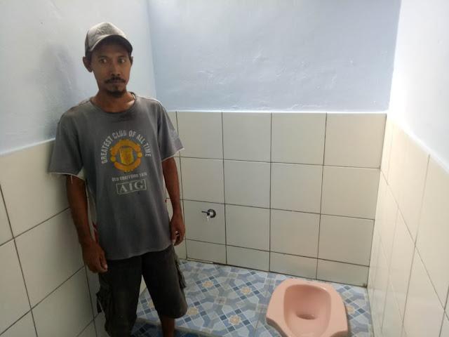 Jambanisasi Telah Terwujud, Berkat Kepedulian TNI Terhadap Kesehatan Lingkungan