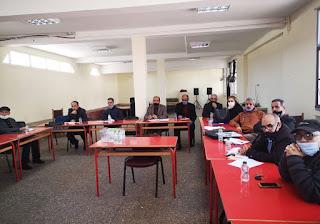 المديرية الإقليمية الدارالبيضاء أنفا تعطي انطلاقة سلسلة اللقاءات التأطيرية لاعضاء جماعات الممارسات المهنية حول اليات تنزيل القانون الإطار.