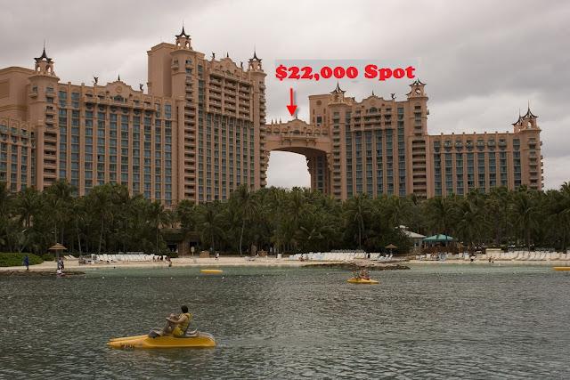 The Bridge Suite, The Atlantis, Bahamas