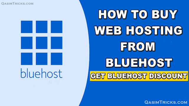 buy hosting from bluehost at discount 2021