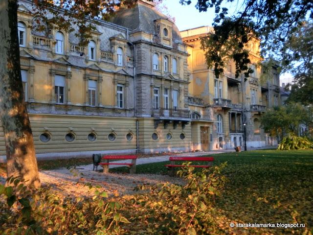 Будапешт, купальни, термальные купальни Будапешта, Сент Лукач
