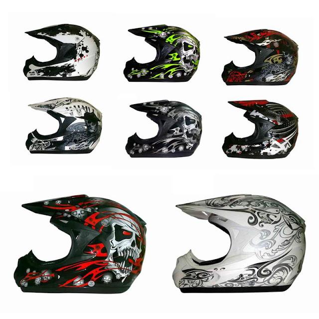 10 Helm Cross Terbaik  dan Terpopuler di Tahun 2020