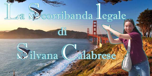 Silvana Calabrese Blog La Scorribanda legale  San Francisco