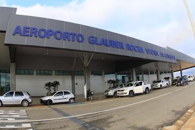Novo aeroporto de Conquista gera expectativa de desenvolvimento do turismo e da implantação de Centro de Convenções
