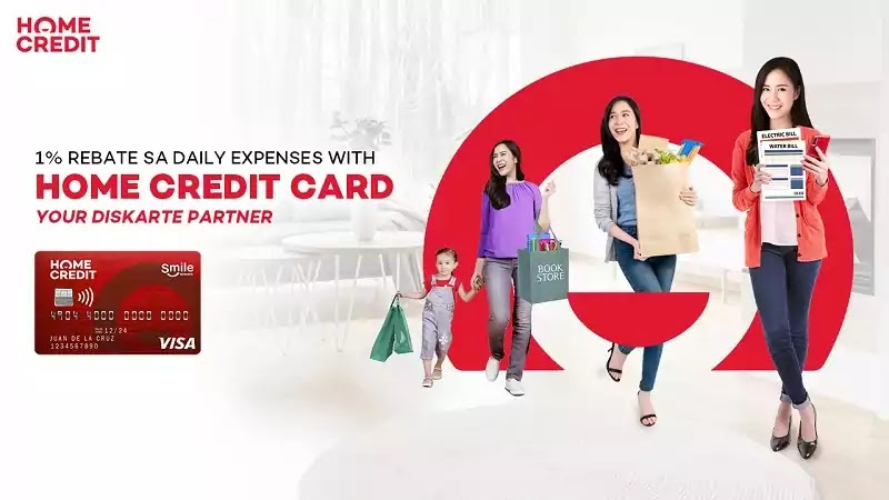 Madiskarteng Home Credit Card