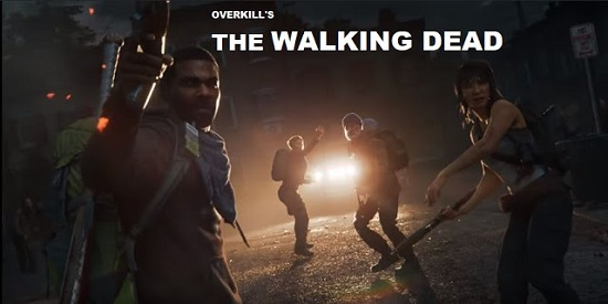 Overkill's The Walking Dead PC Game Download