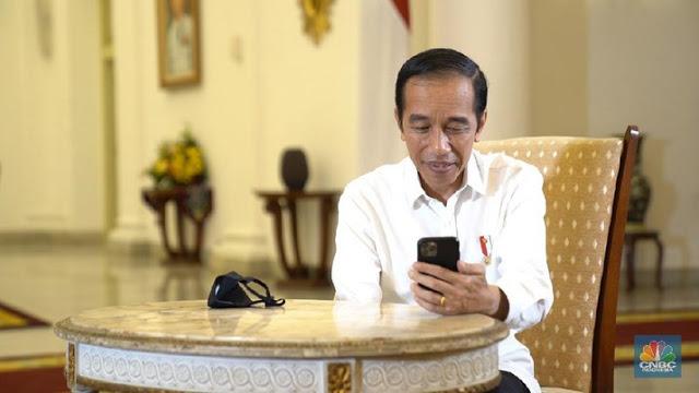 Jokowi Bandingkan Kondisi Pandemi di RI, AS, dan India: Di Amerika 7,2 Juta; India 5,9 Juta; Indonesia 266 Ribu