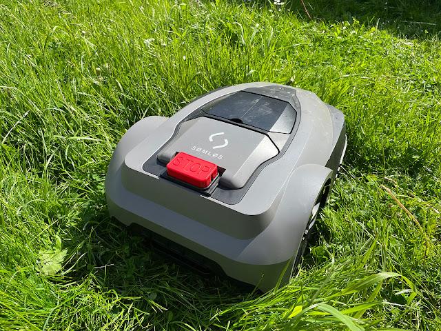 Sømløs G1 Robot Lawnmower Review