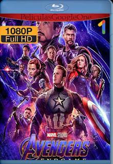 Avengers EndGame (2019) [1080p BRrip] [Latino-Inglés] [GoogleDrive]