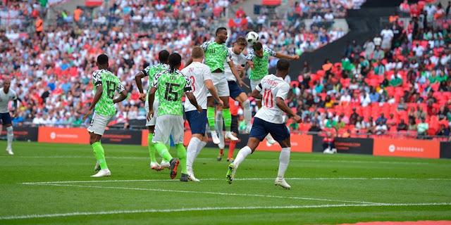 Video Cuplikan Gol Inggris vs Nigeria Skor Akhir 2-1 | Friendly Match 02 Juni 2018