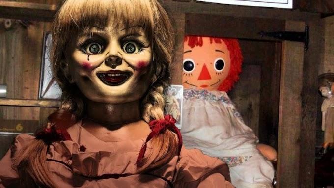 Desaparece Anabelle del Museo Paranormal de los Warren