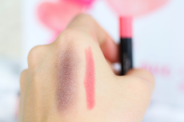 Swatch MeMeMe LipGlide velvet Playful Peach