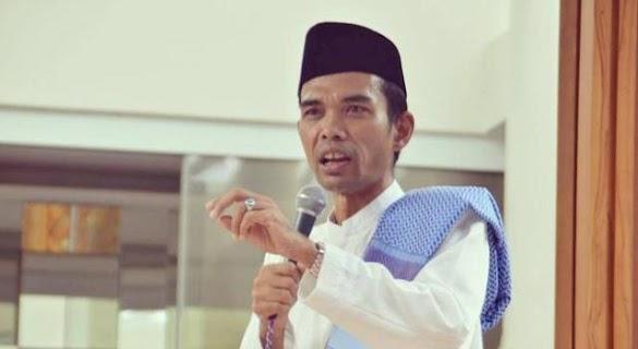 PGN Ancam Bubarkan Pengajian Jika Ustaz Somad Tak Nyanyi Indonesia Raya