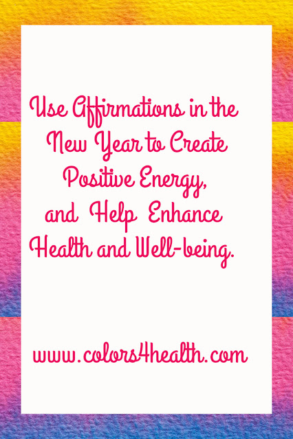 Healthy Lifestyle with Affirmation