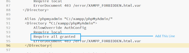 Xampp Security Concept Breaking