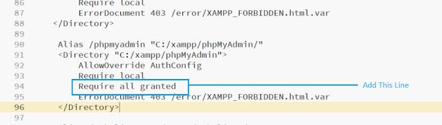 Xampp Security Concept Breaking