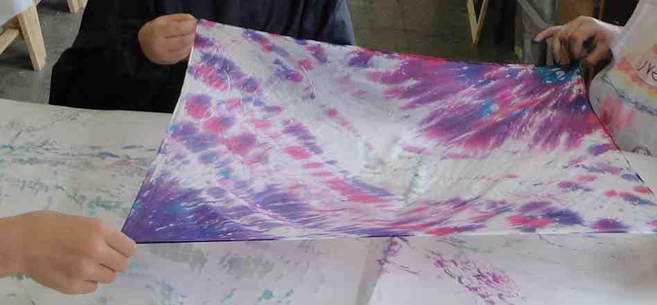 Pvj 2011 peinture sur soie i for Technique de peinture sur soie en video