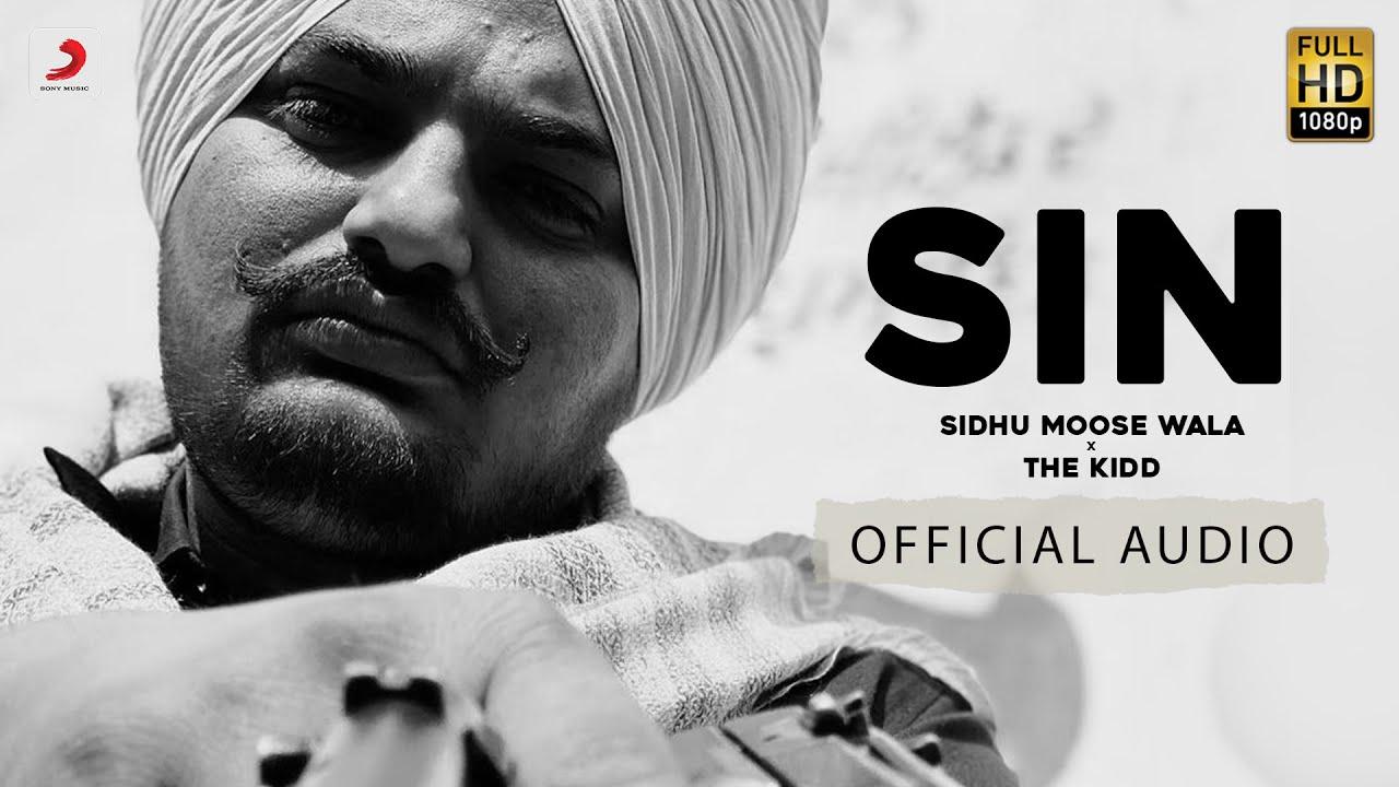 Sin Lyrics Sidhu Moose Wala Punjabi Song