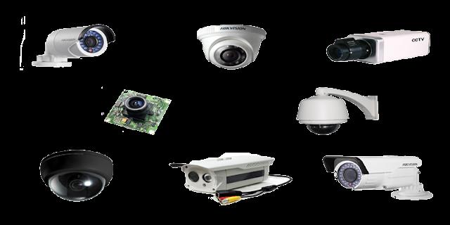 Mengenal Berbagai Jenis CCTV