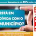 Prefeitura amplia prazo para os contribuintes negociarem suas dívidas até 30 de novembro