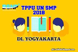 Hasil TPPU DIY 2018 Tahap 2 Kabupaten Gunung Kidul