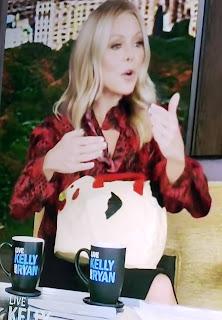 Kelly Ripa Rubber Chicken Handbag