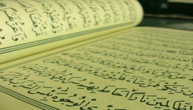 Tulisan Arab yang Sering di Ungkapkan Sehari-hari