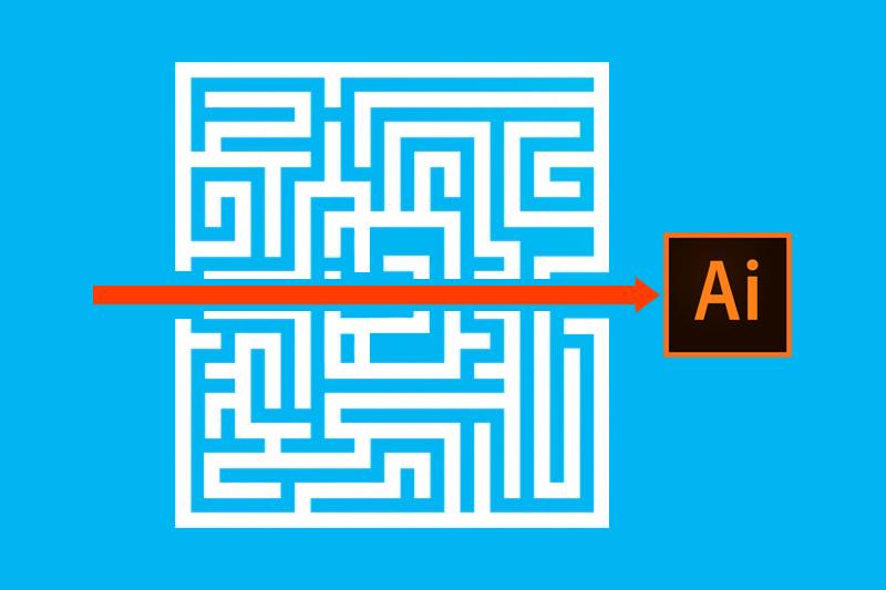 6 useful shortcut keys in Adobe Illustrator, skills up