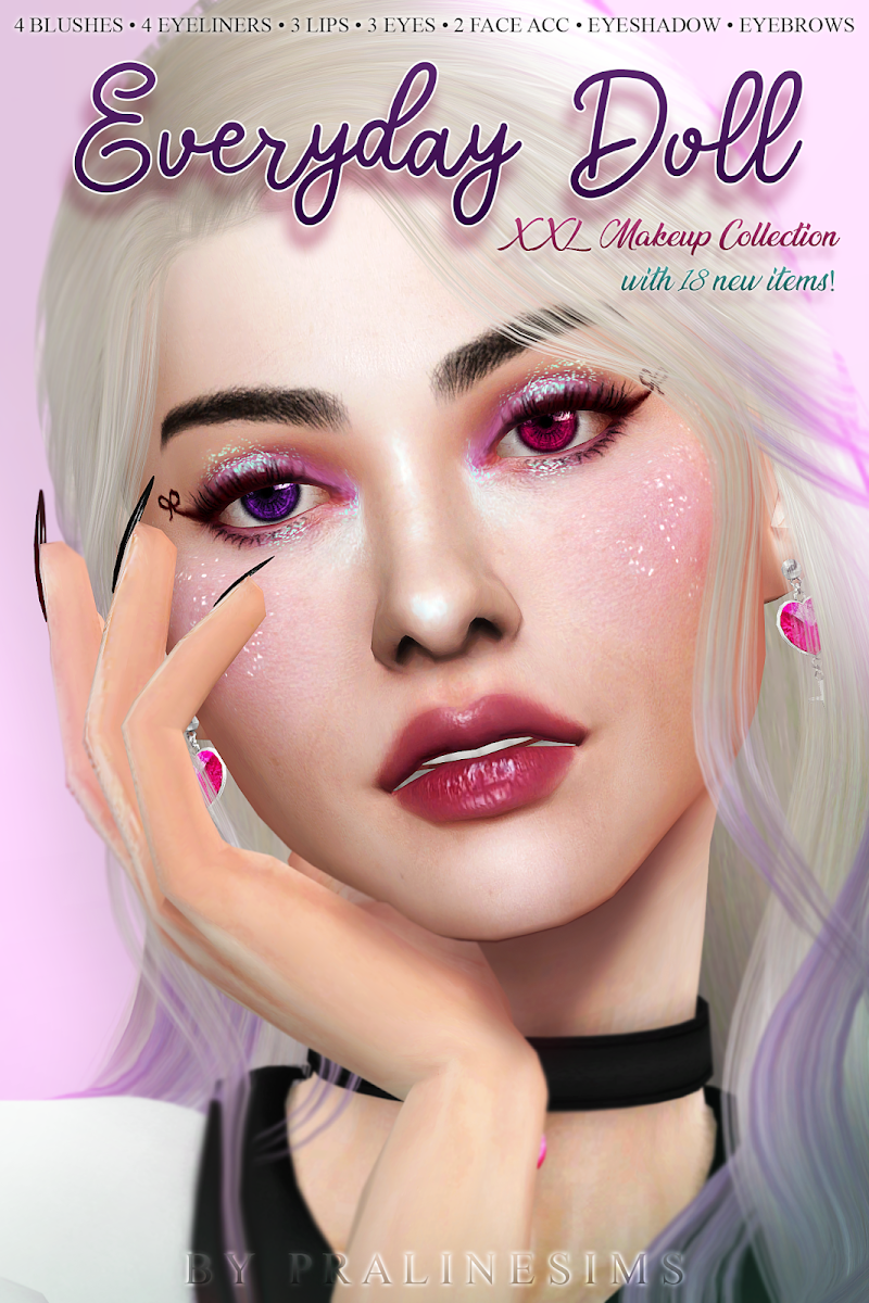 EVERYDAY DOLL XXL Makeup Collection