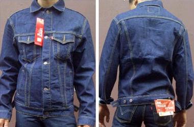 jaket jeans levis terbaru